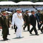 """Almirante Diego Molero nuevo Comandante de la Armada Bolivariana: """"Prometió ser un líder con ejemplo""""."""
