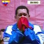 """Lesión de Chávez en el fémur progresa, de allí el """"no puedo caminar""""."""