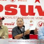 Diosdado Cabello, Jorge Rodríguez y Francisco Ameliach escucharon el contacto de Chávez, vía VTV.