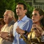 Capriles Radonski asistió a bajada de La Chinita en Maracaibo