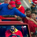 El Canci-Chofer Nicolás Maduro, nuevo vicepresidente de la República Bolivariana de Venezuela.