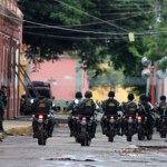 En la cárcel de Coro el perímetro de la zona permanece militarizado por la Guardia Nacional Bolivariana.
