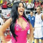 La actriz Jimena Araya fue imputada por los delitos de fuga de detenido en grado de cooperadora y encubrimiento.