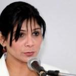 La ex magistrada y presidenta de la Sala de Casación Penal del TSJ, Ninoska Queipo.