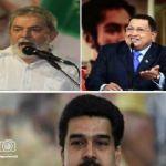 Lula, Chávez y la sucesión