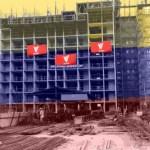 Los paros de obreros dentro de las instalaciones del Fuerte Tiuna han sido constantes en los últimos meses.