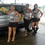 Las chicas que estimulan la vista de camioneros; autobuseros y conductores en general.