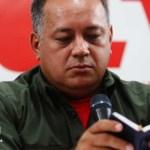 CABELLO SEGÚN 231 DE LA CONSTITUCIÓN, TSJ PODRÍA JURAMENTAR A CHÁVEZ SIN FECHA LÍMITE