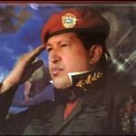El comandante presidente Hugo Rafael Chavez Frias