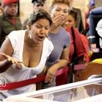 Chávez dejó el país en peor situación que cuando llegó a la presidencia.