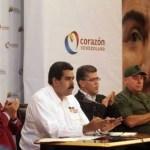 """Maduro: """"Los enemigos históricos de nuestra patria buscaron el punto para dañar la salud de nuestro comandante""""."""
