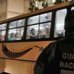 Un grupo comando interceptó el autobús donde eran trasladados 19 reclusos de la cárcel de Tocorón (en Aragua).