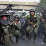 En Venezuela el costo de la represión por parte del ejercito y la GNB está siendo ya muy alto.