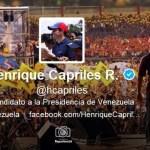 """Henrique Capriles: """"Es muy grave la  confesión sobre elementos del Gobierno cubano dentro de nuestra FANB! Eso es inaceptable para los venezolanos!""""."""