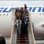 Maduro continúa acumulando millas en Cubana de Aviacion