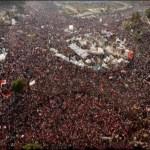 as Fuerzas Armadas egipcias anunciaron hoy que el presidente del Tribunal Constitucional Supremo asumirá provisionalmente la Presidencia de Egipto, en lugar de Mohamed Mursi.