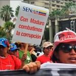 Maduro, a la corrupción dale duro