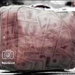 corrupcion roja maleta