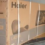 Los Tv Hdmi 32 Led Haier se venden en Mercado Libre entre BsF  7.800.oo y 8.800.oo