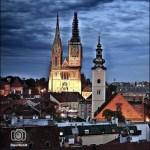 Zagreb, la capital de Croacia y a la vez su ciudad más grande, es una típica ciudad de la Europa Central.