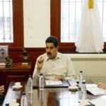 Maduro, si EEUU tiene reacciones contundentes frente a la reciente expulsión de los tres funcionarios estadounidenses del territorio venezolano, los expulsará a todos.
