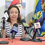 Oilda Rodríguez Oquendo, la hermana del ex alcalde y los parientes se reunieron con representantes del Gran Polo Patriótico, para ofrecer declaraciones sobre el caso.