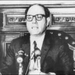 Reinaldo Leandro Mora, congreso