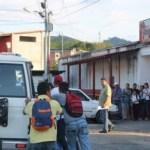 Las acciones en Táchira comenzaron con el despojo de las patrullas y de las armas de las policías de Torbes y Cárdenas