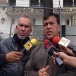 En la sede de la Conferencia Episcopal, el general Antonio Rivero y José Méndez acusaron a la DIM.