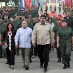 """Para la diputada de la Asamblea Nacional, María Corina Machado, el ascenso de Diosdado Cabello como Capitán del Ejército Nacional, constituye una """"violación a la Constitución Nacional en sus artículos 328 y 330″, señaló."""