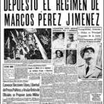23 de Enero de 1958, cuando nació la Democracia