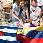 El personal cubano que opera en Venezuela sumaba en el 2012 unas 29,296 personas.