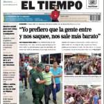 Maduro demandará a un diario por mostrar a un empresario llorando