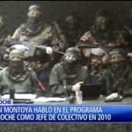 "Juan Montoya, (a) Cmte. ""Murachi"", Carapaica."