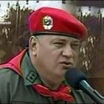 El presidente de la Asamblea Nacional, Diosdado Cabello