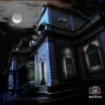 palacio miraflores noche