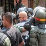 Los militares llevados a la sede de Boleíta provendrían de Carabobo y Zulia.