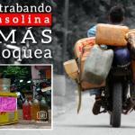 La sangría ilegal exporta unos 30.000 barriles diarios (a 159 litros por barril), según datos oficiales.