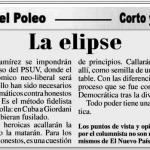 Rafael Poleo La Elipse