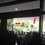 El pánico se apoderó de las personas que estaban en el hotel (@odonto_ucv).