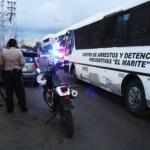 Enfrentamientos a tiros en el Retén El Marite de Maracaibo