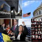 Washington financia a la oposición en Venezuela