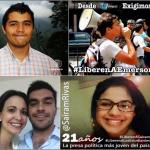 CHILE,  embajador exigió liberación de dirigente Douglas Morillo Sebin Represión UCV Estudiantes