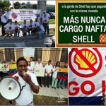 MIAMI, Venezolanos declaran boicot comercial a Shell Holanda Carvajal