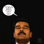 MANUEL MALAVER, Maduro después del  sacudón, Como vaya viniendo vamos viendo…