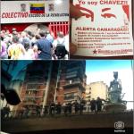 LUIS ALFREDO RAPOZO, Estado de sitio