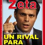 THAYS PEÑALVER, Leopoldo López sube como la espuma