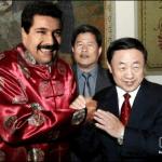 EDUARDO SEMTEI, Sombras y préstamos chinescos