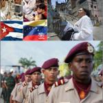 """Agentes cubanos, """"En Venezuela habrá una guerra civil"""""""