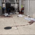 masacre en ocumare